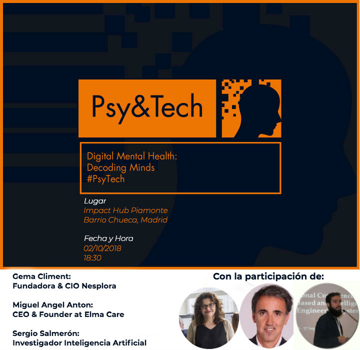 Psytech evento psicología